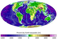 NGDC topography 15min