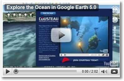 GoogleOcean