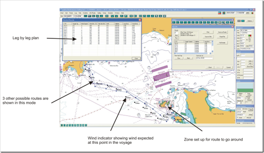SeaPro-routing