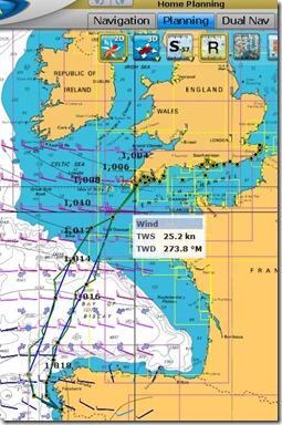 MaxSea Route Planning1