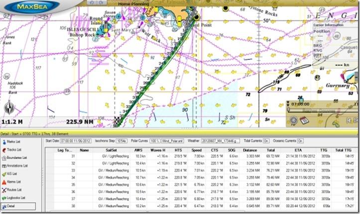 MaxSea Route Planning2